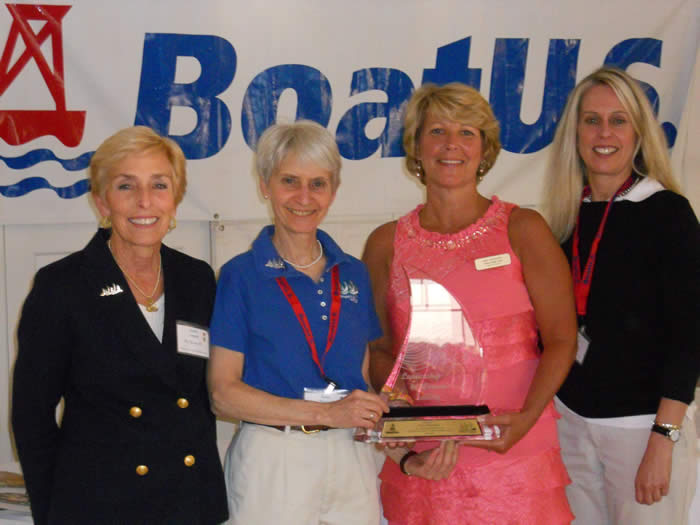 Doris Colgate's Keynote Speech at the 2011 Women's Sailing Conference